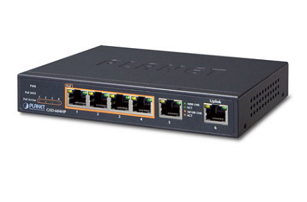 PLANET Technology Network Switches